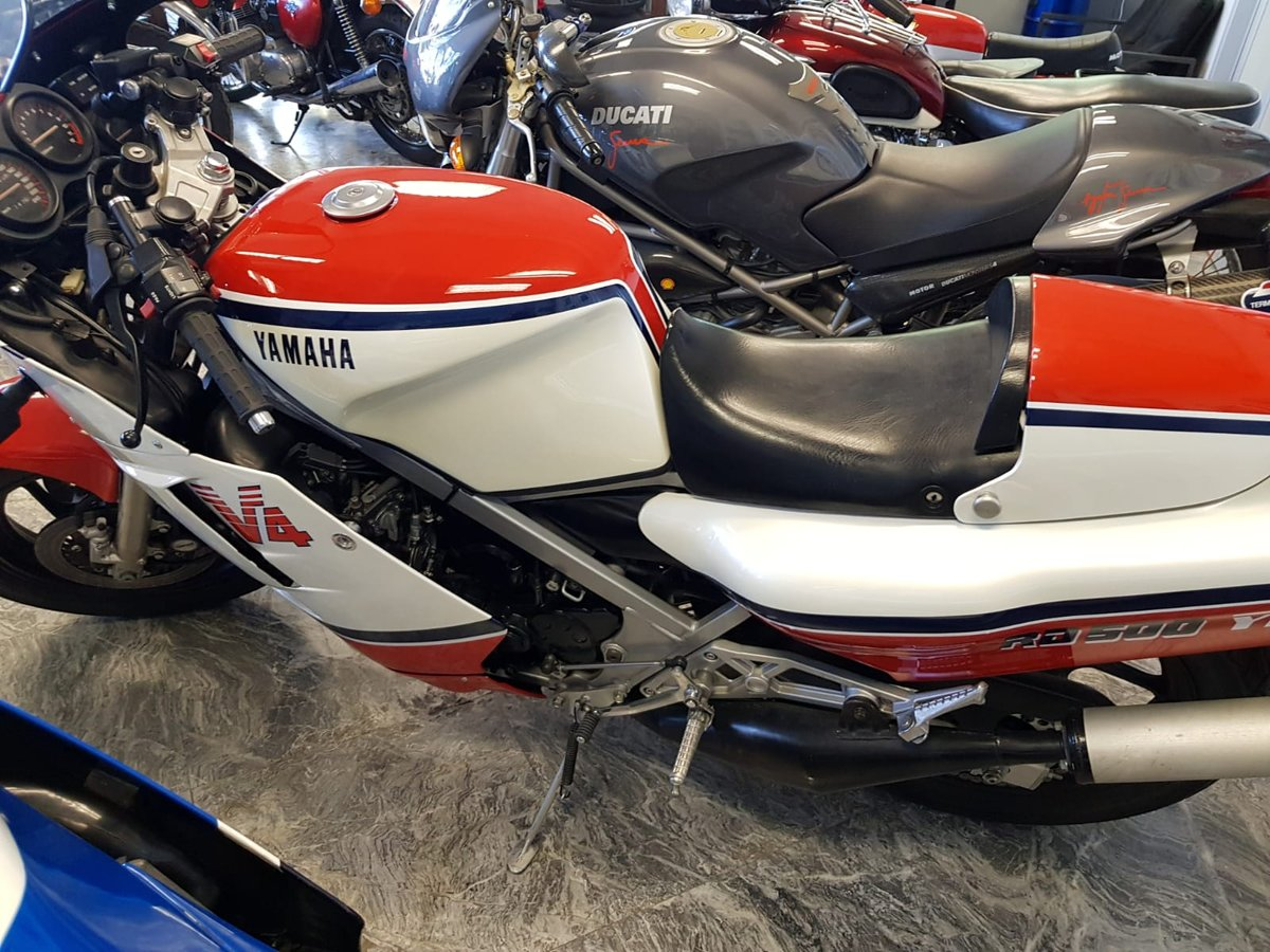 1985 Yamaha RD 500 LC For Sale (picture 5 of 6)