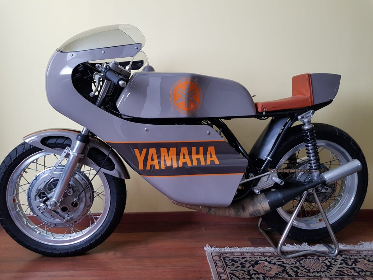 1975 Yamaha RD 350 LA Cecottina For Sale (picture 1 of 6)