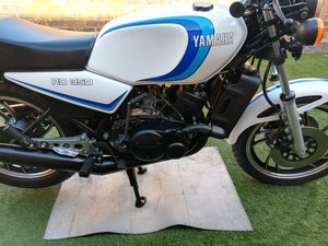 1980 Yamaha RD350LC Full restored matched nos UK bike. SOLD