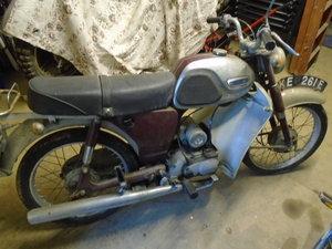 1967 Yamaha YG1. Sold