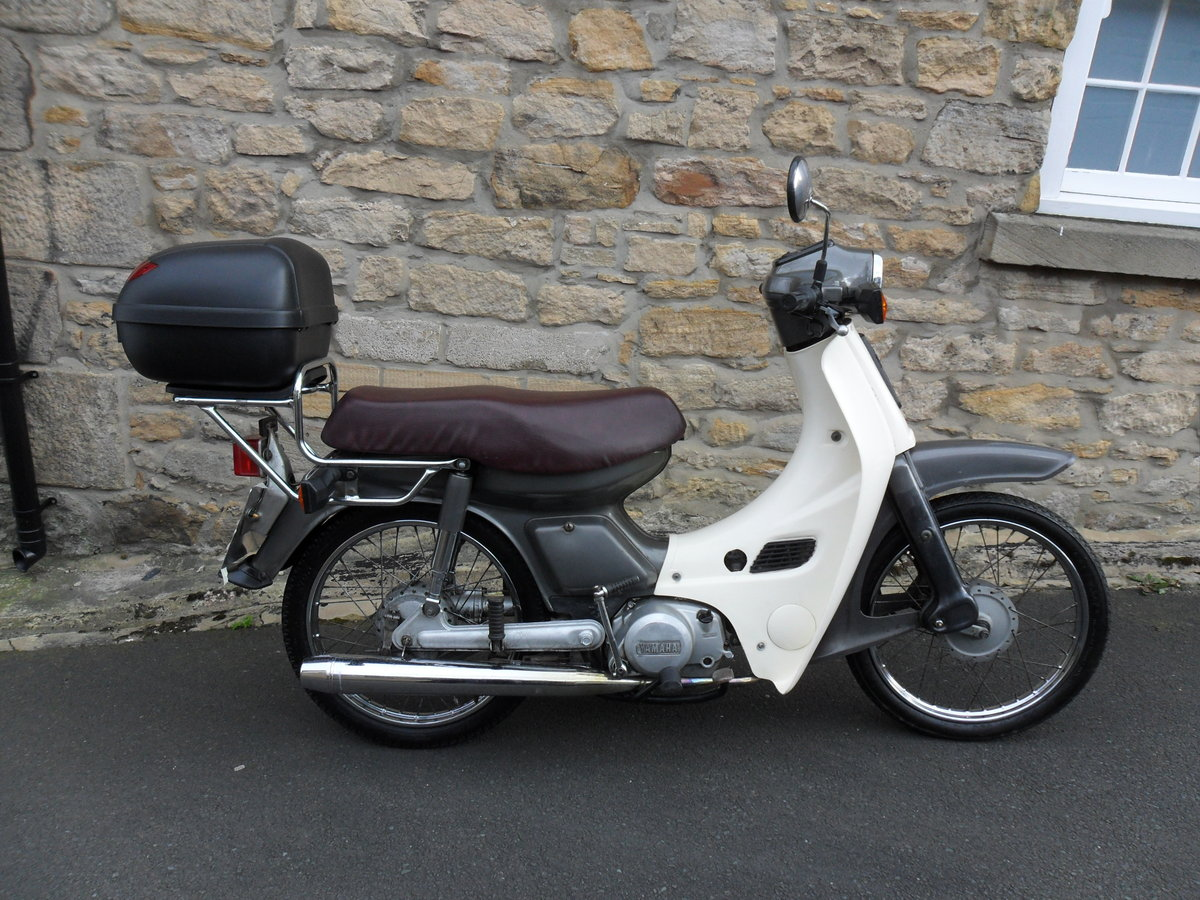 1996 Yamaha T80 Townmate For Sale (picture 1 of 6)