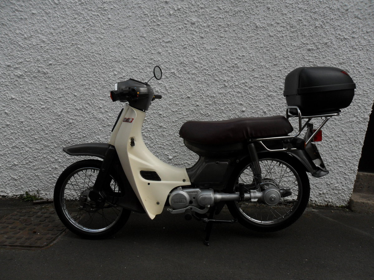 1996 Yamaha T80 Townmate For Sale (picture 2 of 6)