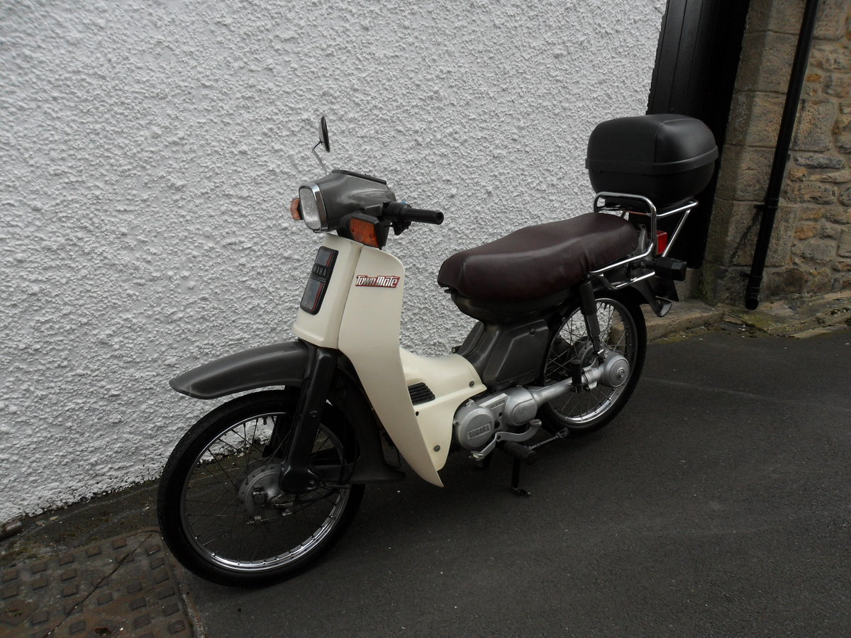 1996 Yamaha T80 Townmate For Sale (picture 3 of 6)