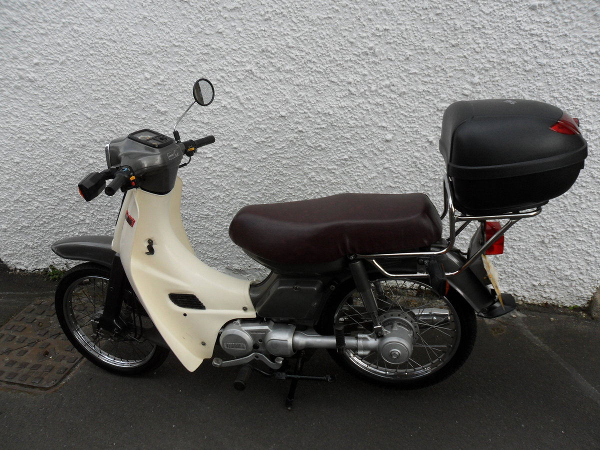 1996 Yamaha T80 Townmate SOLD (picture 4 of 6)