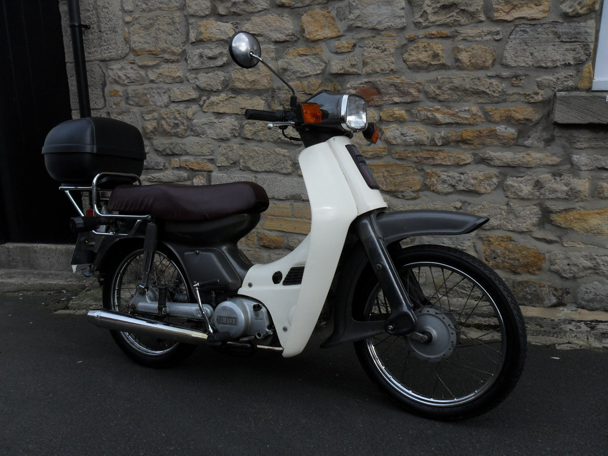 1996 Yamaha T80 Townmate SOLD (picture 6 of 6)