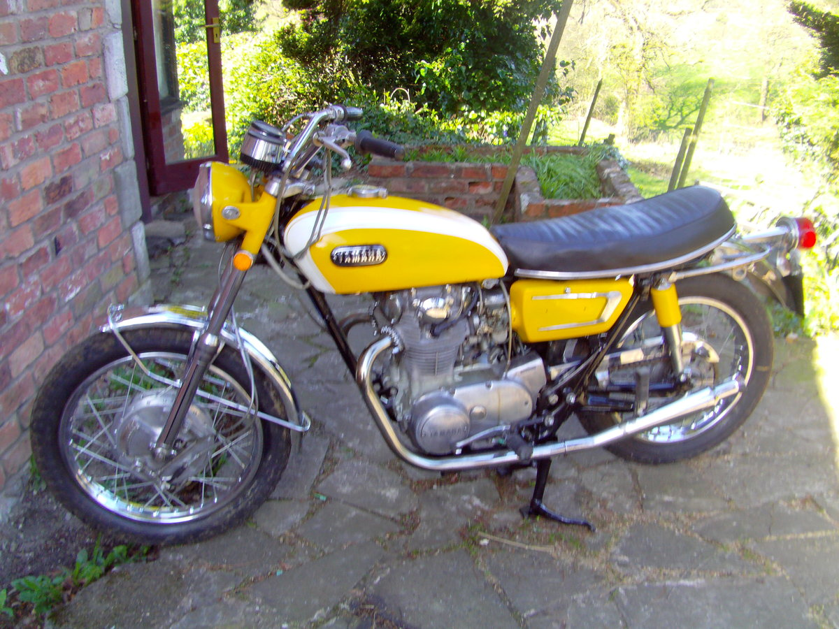 1970 yamaha xs1b For Sale (picture 2 of 6)