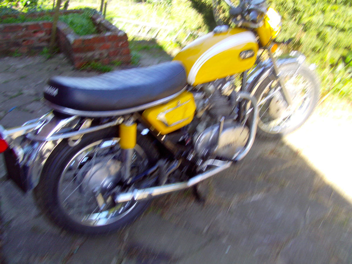 1970 yamaha xs1b For Sale (picture 4 of 6)