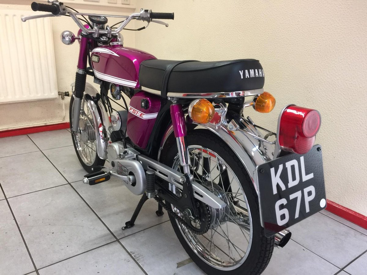 1975 YAMAHA FS1-E (fizzie) For Sale (picture 3 of 6)