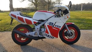 Yamaha YSR80. 1986