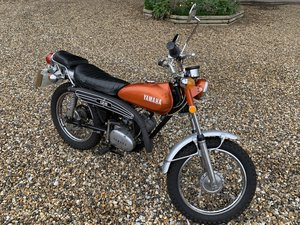 1972 Yamaha DT125 (AT2) For Sale