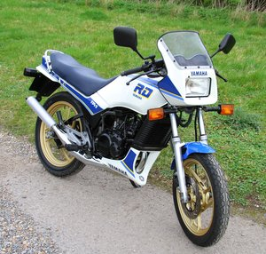 1989 Yamaha RD125LC YPVS Powervalve - Matching Numbers For Sale