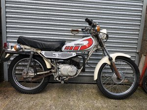 1977 YAMAHA TY50 CLASSIC TRIALS MOPED LAST OF THE FAST PEDS £2995