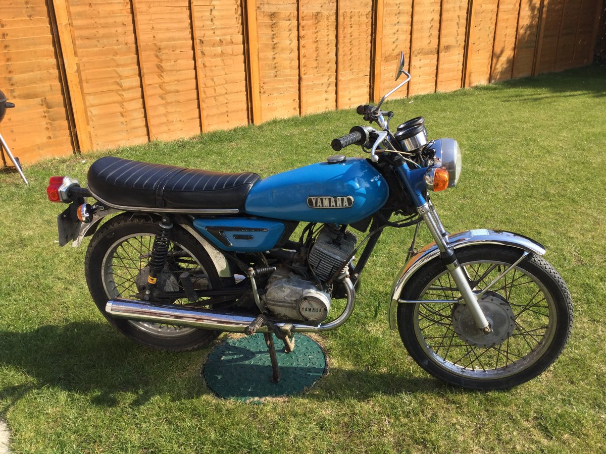 1972 Yamaha As3 125 For Sale Car And Classic