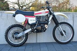 1979 Yamaha HL 500 For Sale