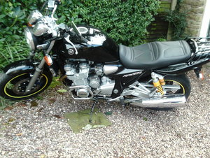 2005 yamaha xjr For Sale
