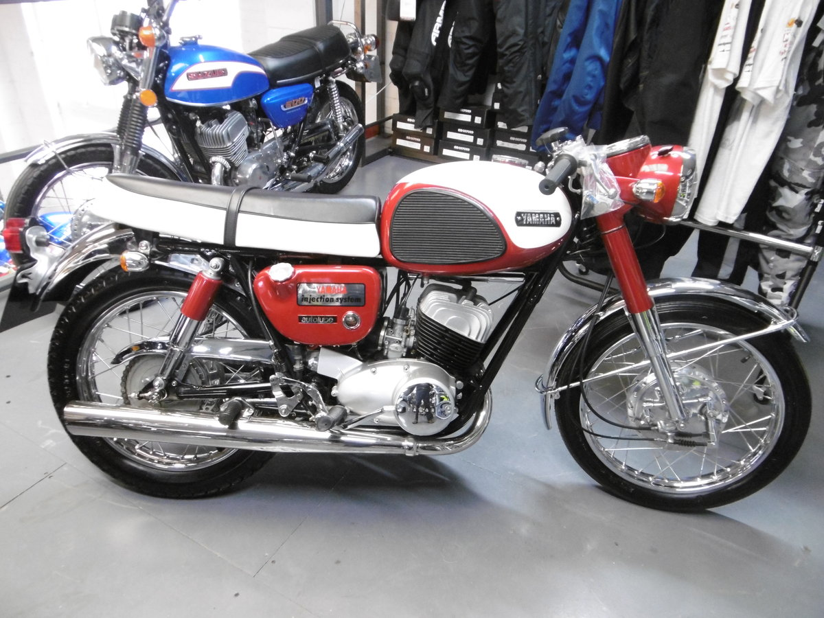 1968 Yamaha YM1 Stunning full nut and bolt restoration  For Sale (picture 1 of 6)
