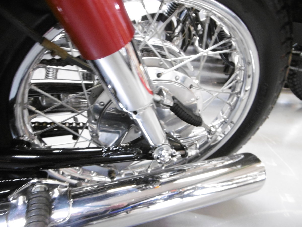1968 Yamaha YM1 Stunning full nut and bolt restoration  For Sale (picture 4 of 6)