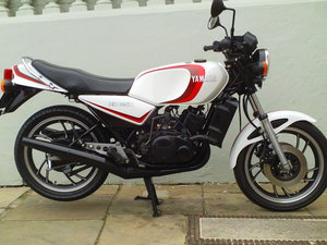 1981 YAMAHA RD350 LC SOLD