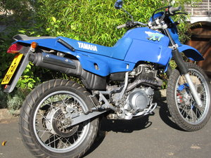 1993 Yamaha XT600E SOLD