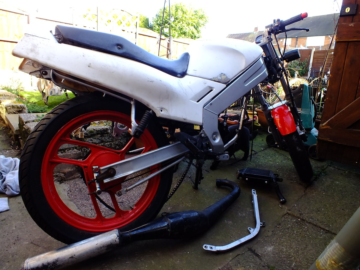 1998 Yamaha TZR125 For Sale (picture 1 of 3)