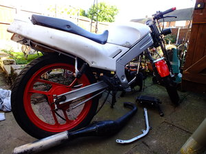 1998 Yamaha TZR125 For Sale