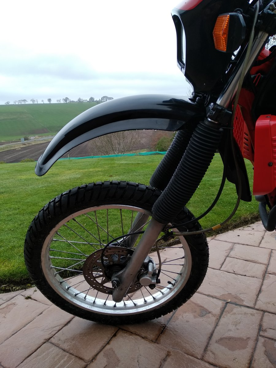 1986 PRISTINE CONDITION YAMAHA XT 350 For Sale (picture 5 of 6)