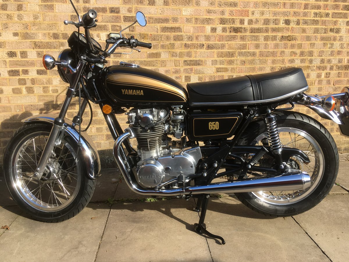 1977 Yamaha XS650 For Sale (picture 2 of 6)