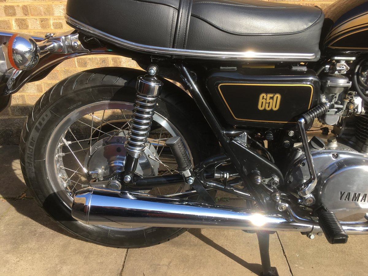 1977 Yamaha XS650 For Sale (picture 6 of 6)