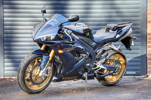 Yamaha YZF-R1SP-2006 Limited Edition