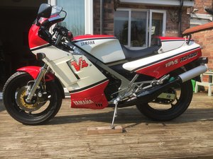 1984 RD500LC UK Model A perfect investment toy.