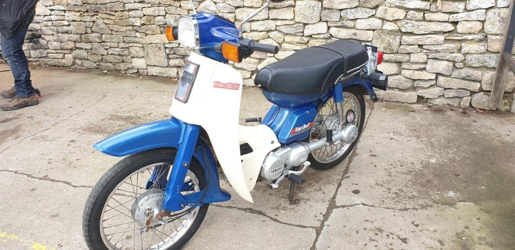 **REMAINS AVAILABLE**1988 Yamaha Auto SOLD by Auction (picture 1 of 1)