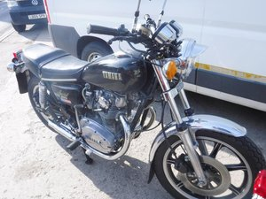 **APRIL AUCTION**1979 Yamaha XS 650 Special SOLD by Auction