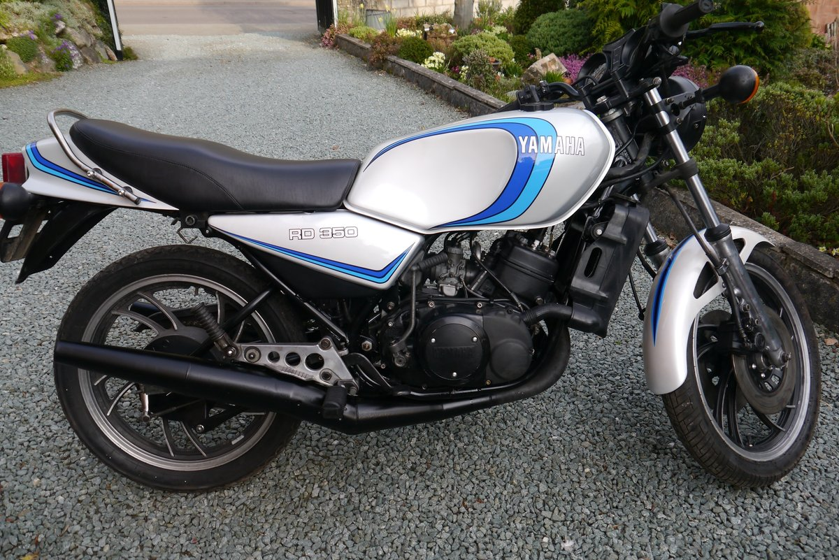 1982 Yamaha RD350LC 4L0 import, SOLD (picture 2 of 5)