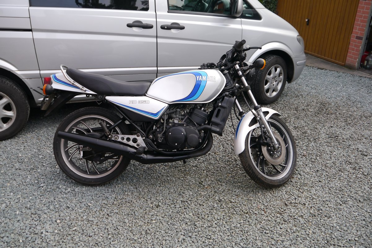 1982 Yamaha RD350LC 4L0 import, SOLD (picture 5 of 5)