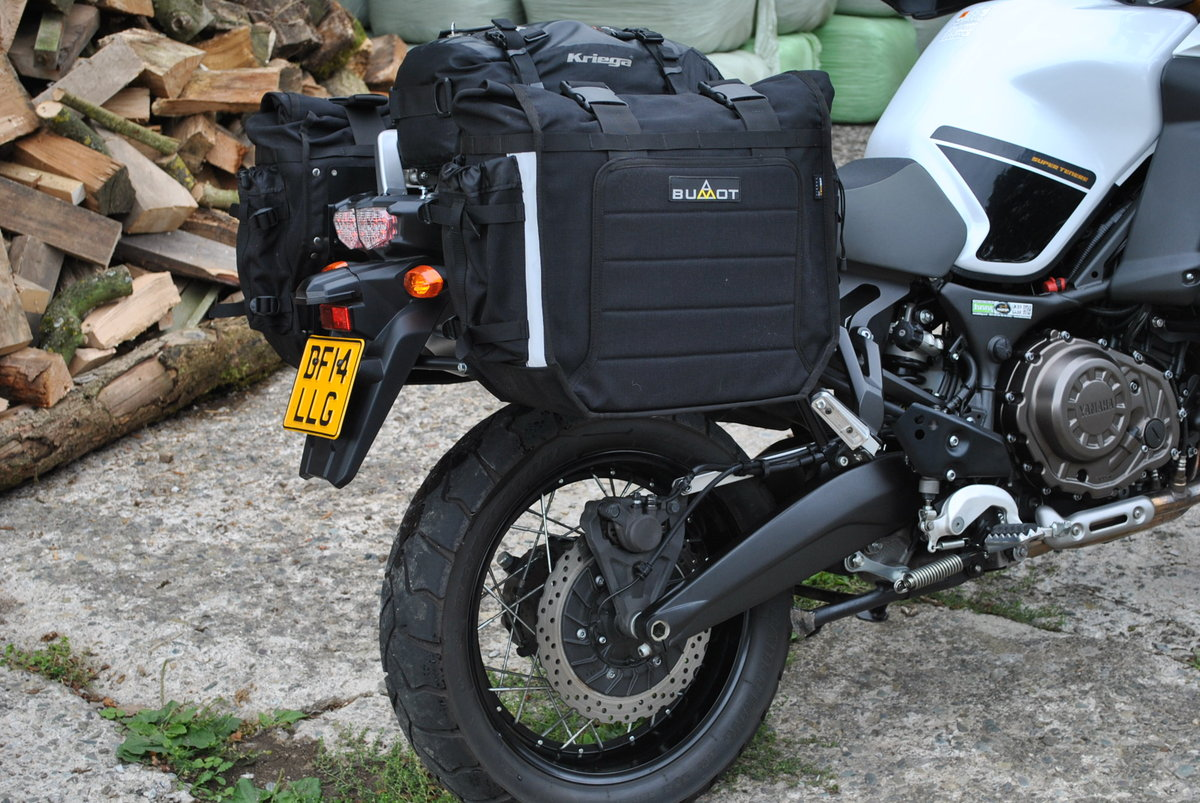 2014 Yamaha Super Tenere XT1200Z For Sale (picture 3 of 6)