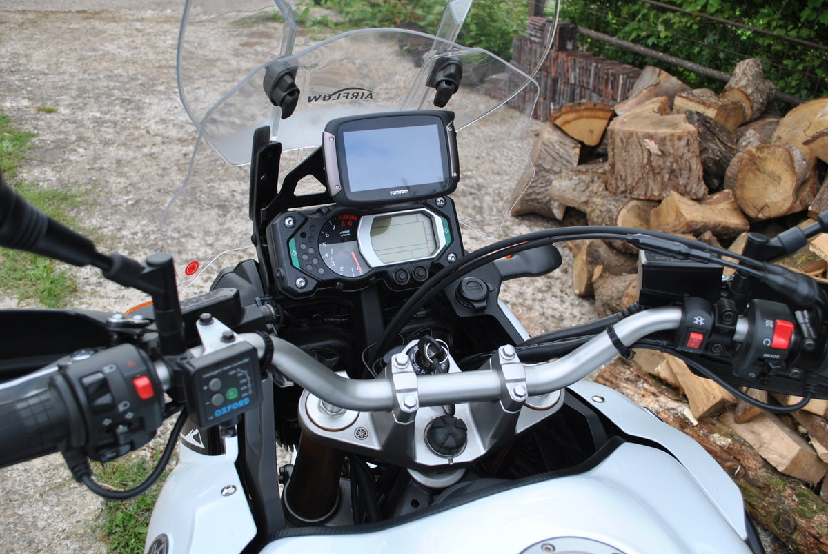 2014 Yamaha Super Tenere XT1200Z For Sale (picture 5 of 6)