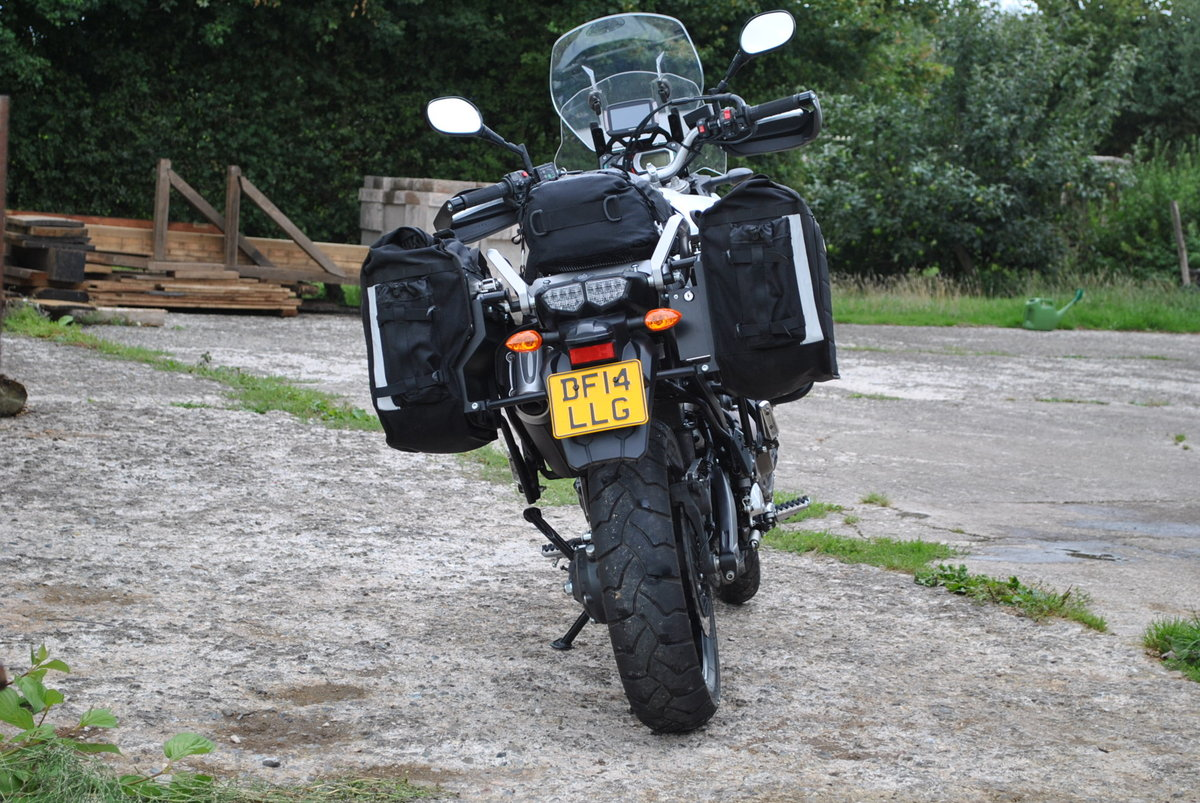 2014 Yamaha Super Tenere XT1200Z For Sale (picture 6 of 6)