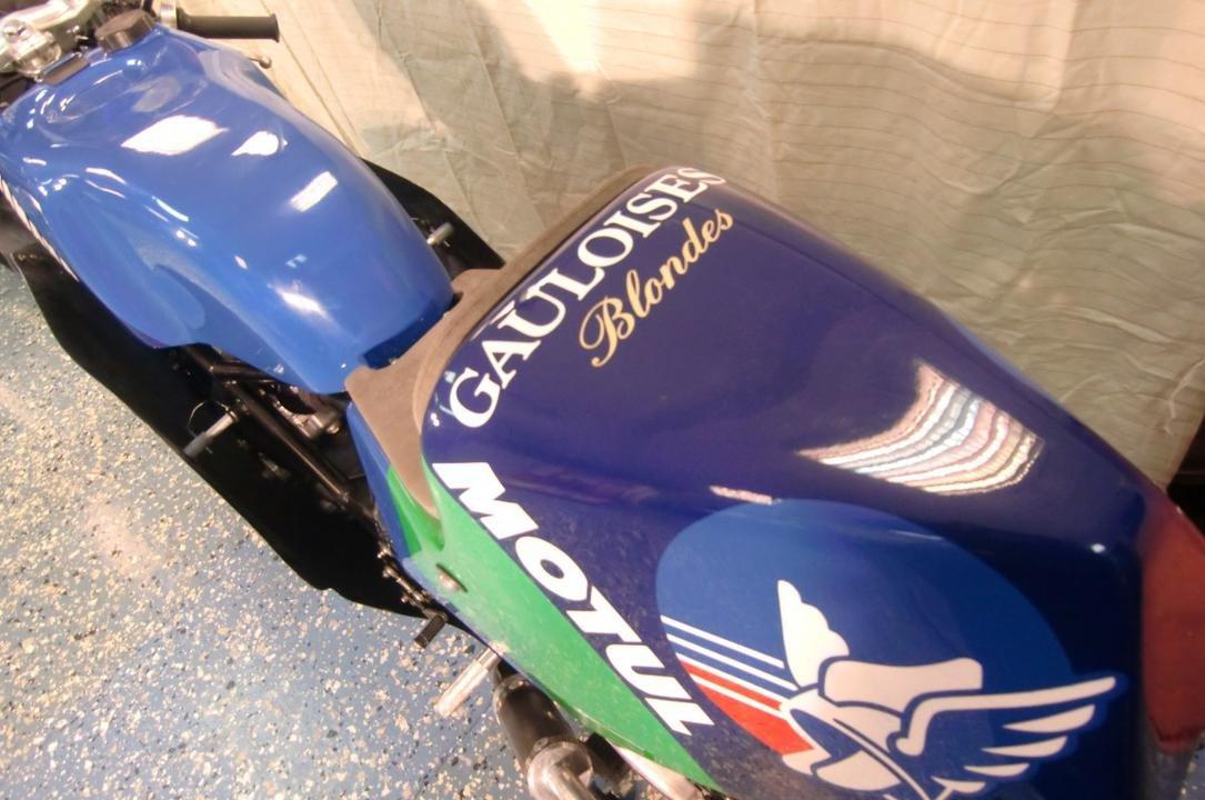 TZ 250 1982 original YAMAHA FRANCE rider Vecchioni For Sale (picture 3 of 6)