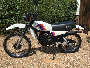 Yamaha DT125MX 1982