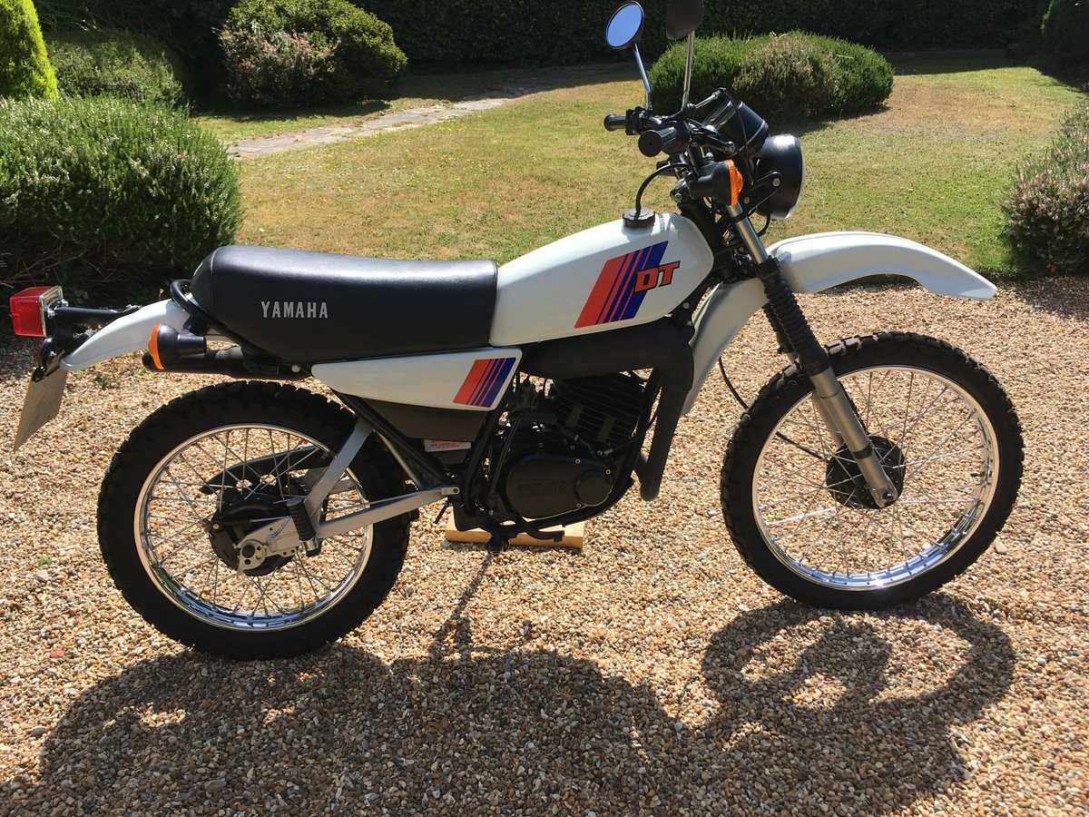 Yamaha DT125MX 1982 SOLD (picture 3 of 6)