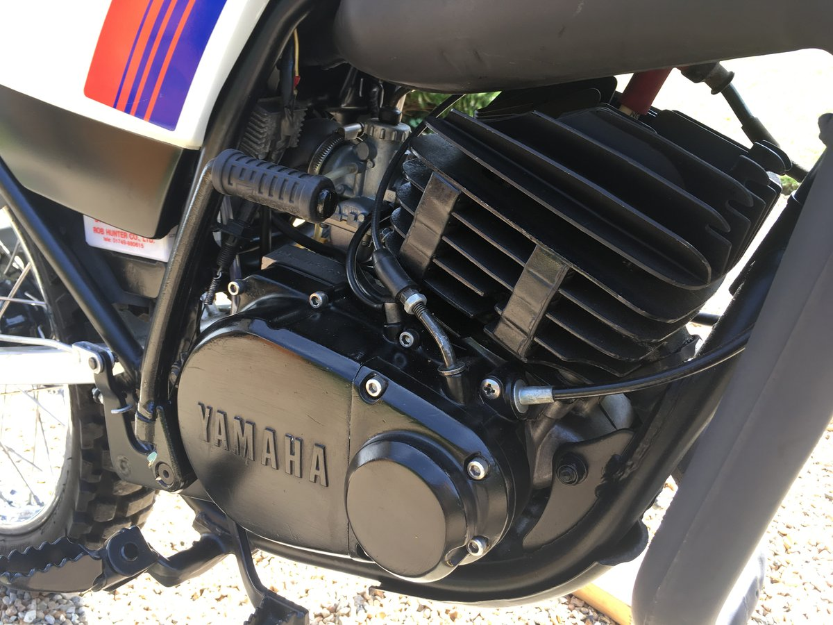 Yamaha DT125MX 1982 For Sale (picture 4 of 6)