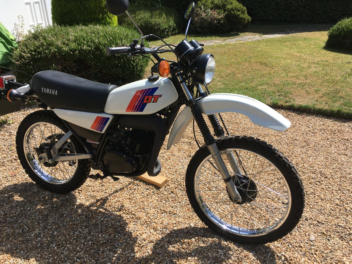Yamaha DT125MX 1982 For Sale (picture 6 of 6)