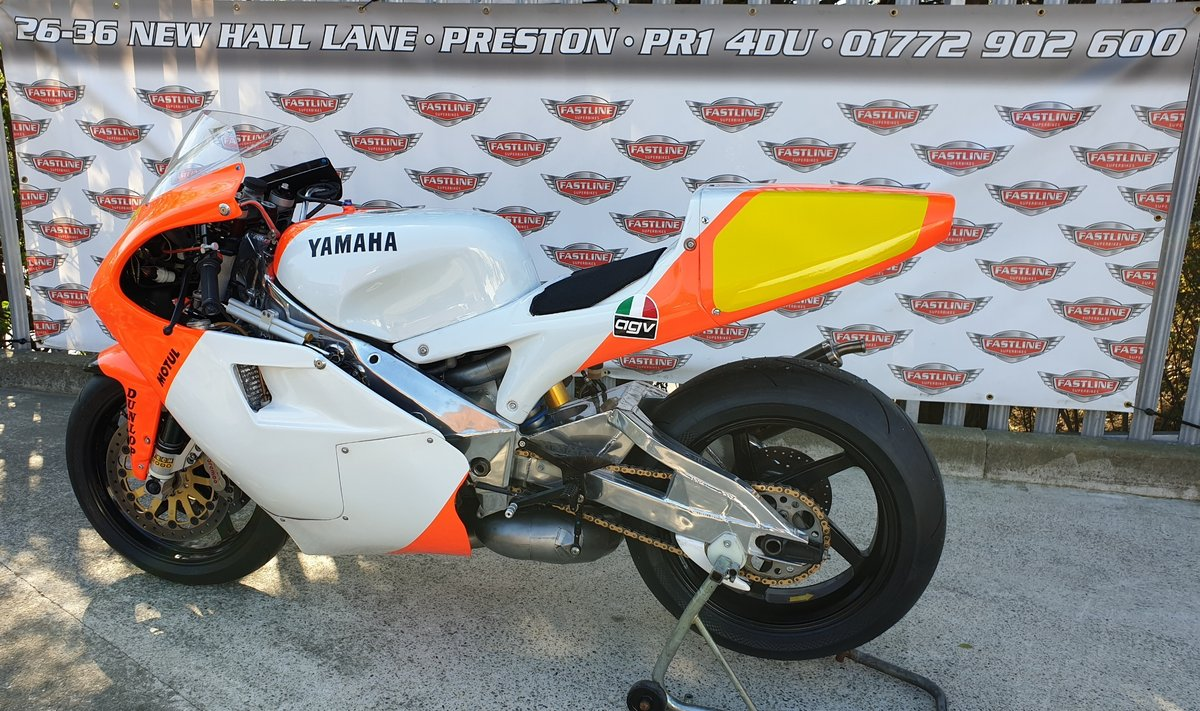 1993 Yamaha YZR500 ROC Grand Prix 2 Stroke Sports For Sale (picture 1 of 6)