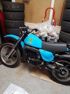 1978 Yamaha it400 enduro/vinduro classic