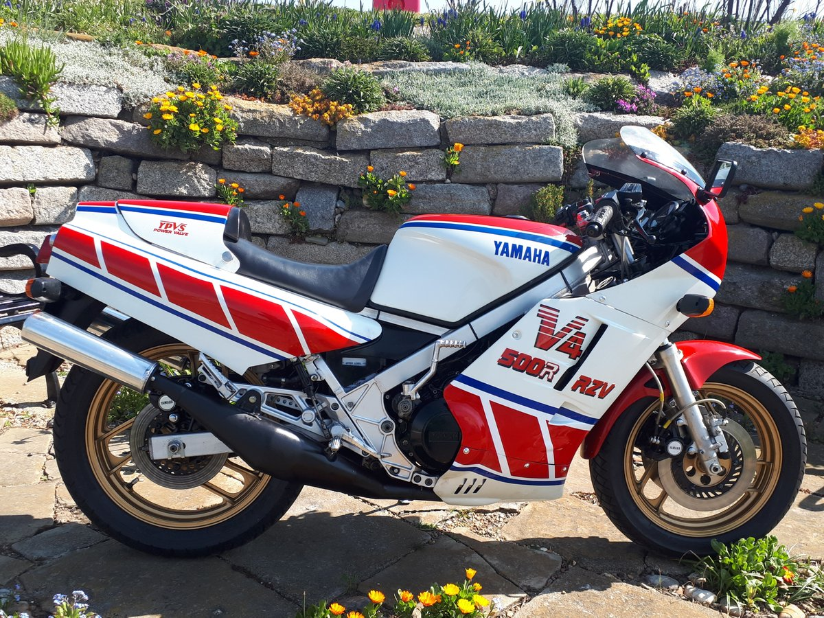 1984 Rzv500r rd500lc For Sale (picture 1 of 6)