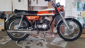 1971 Yamaha R5  first paint For Sale