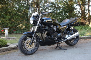 Genuine Motor Investment  1996 Yamaha XJR1200 For Sale
