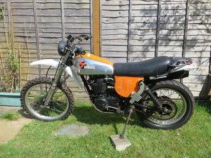 1976 YAMAHA TT500 For Sale