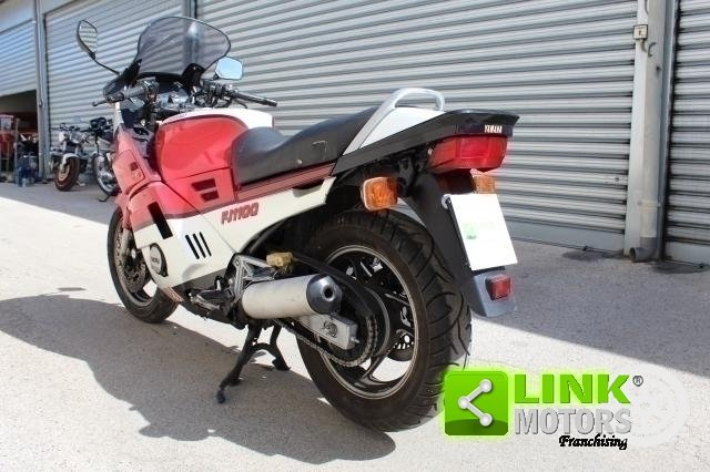 YAMAHA FJ 1100 ANNO 1984 - OTTIMO MOTORE For Sale (picture 4 of 6)