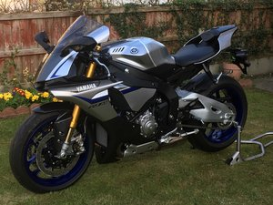 2016 YAMAHA YZF-R1M Brand New & Unregistered